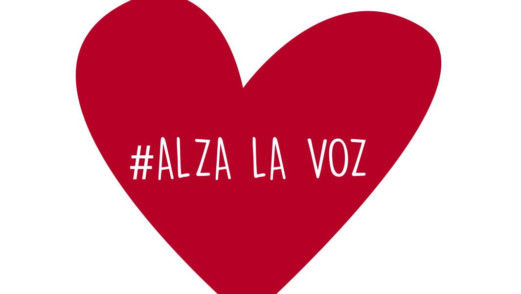 Imagina Más: #AlzaLaVoz