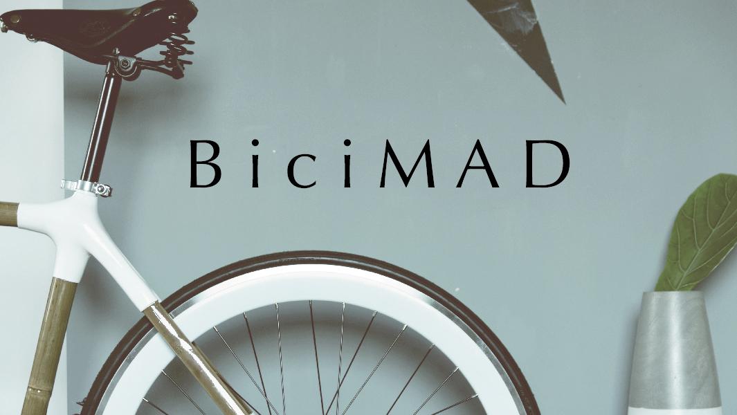 Madrid by bike