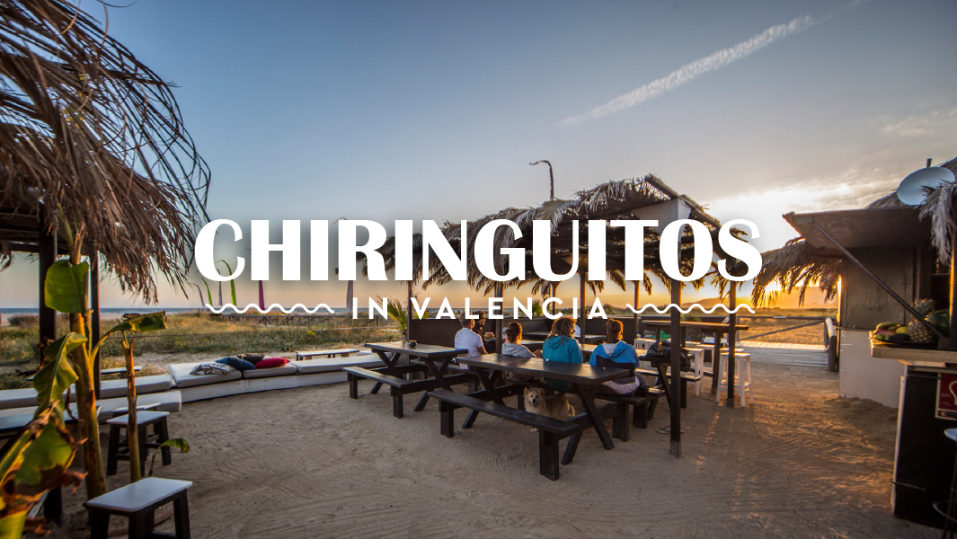 Chiringuitos in Valencia