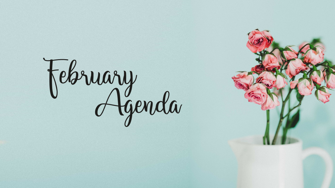 What you cannot miss in February
