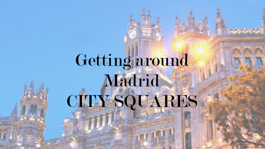 Madrid: Squares City Tour