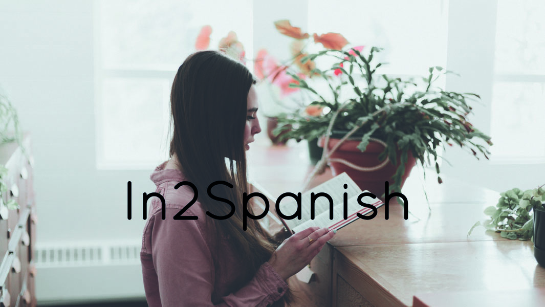 In2Spanish. It's time to learn Spanish!