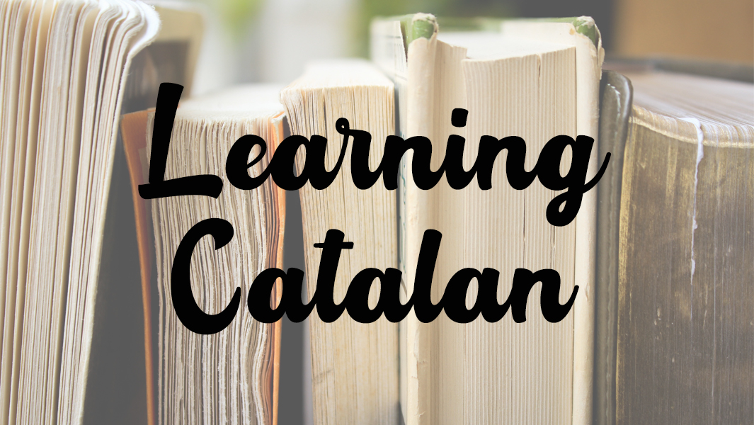 Catalan for beginners