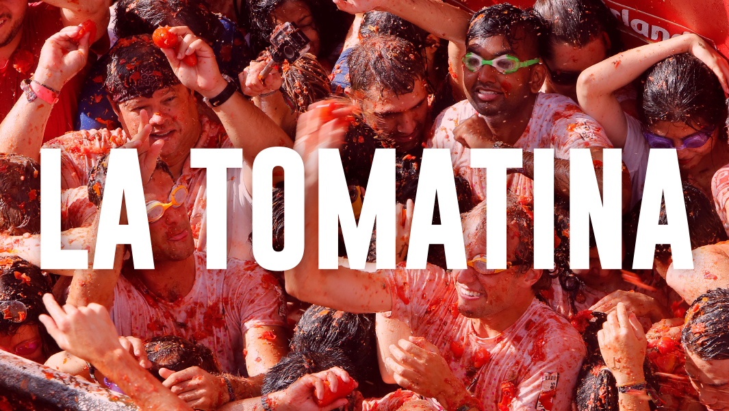 La Tomatina: World's Biggest Food Fight