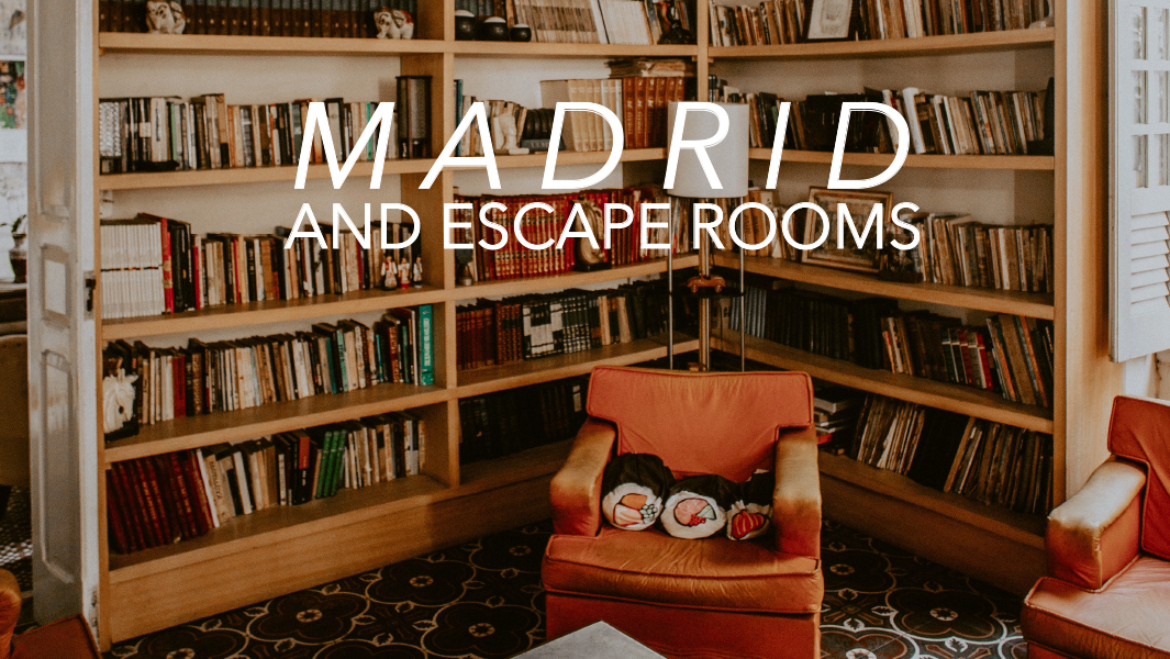 Escape rooms in Madrid