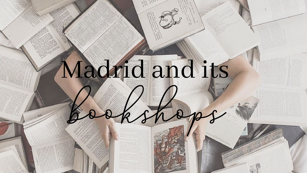 Cosy bookshops for lazy days