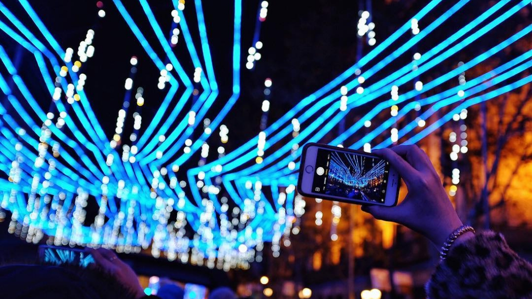 Our favorite #MadridChristmaslights pictures!