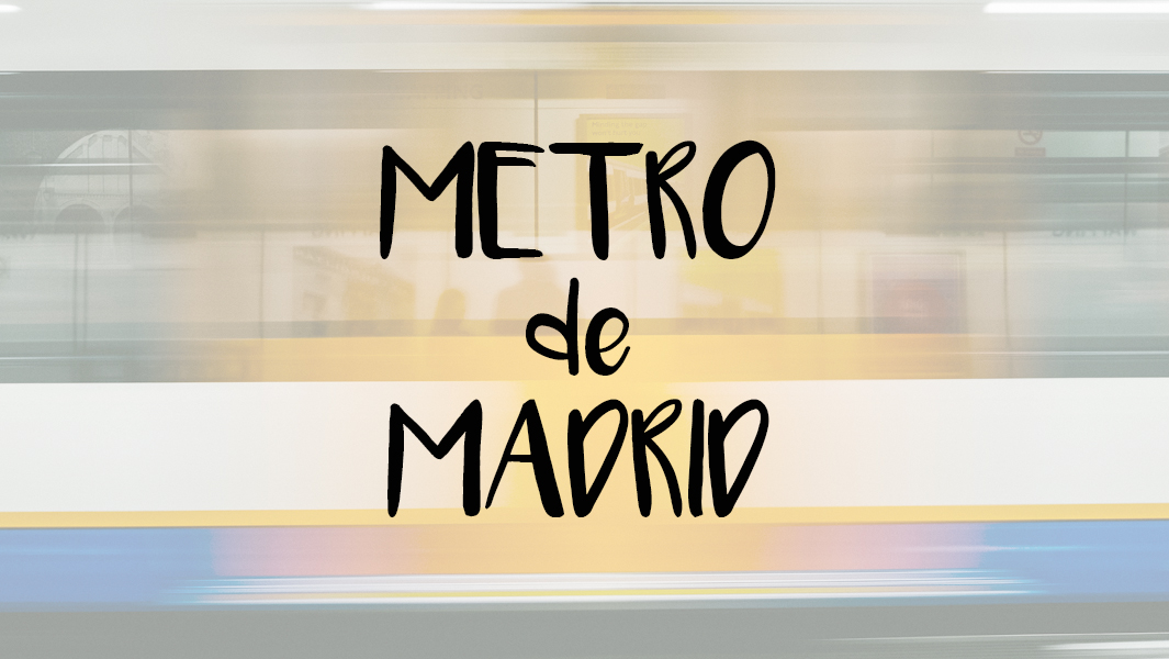 The Metro de Madrid