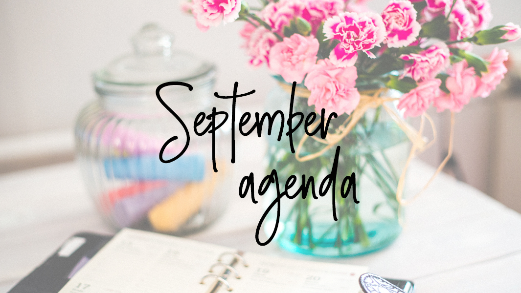 What you cannot miss in September!