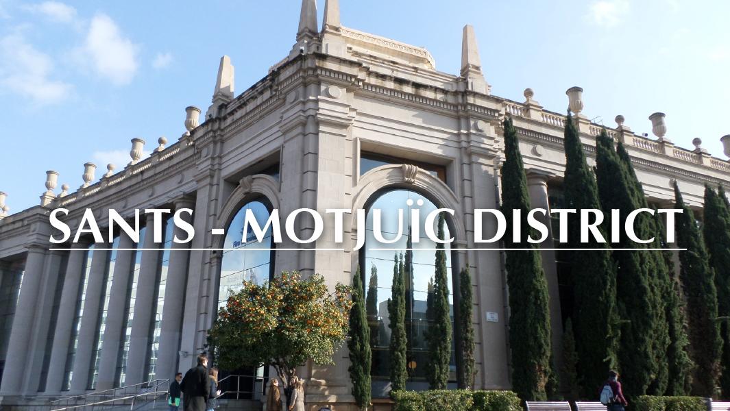 Distrito Sants-Montjuïc