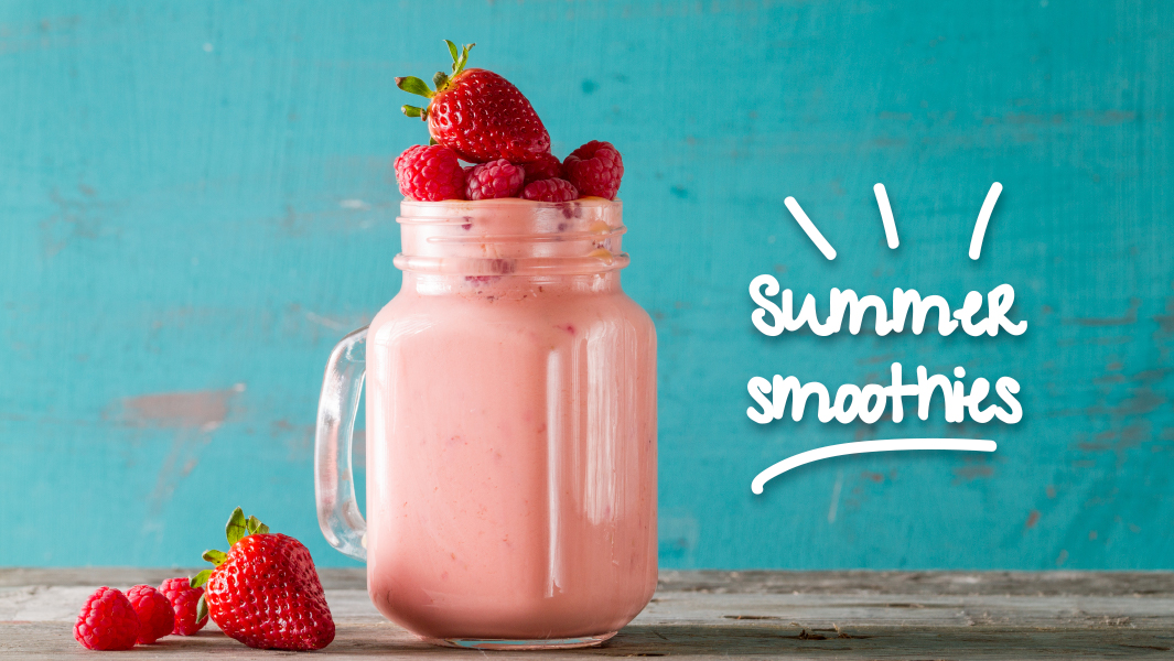 Summer Smoothie Ideas