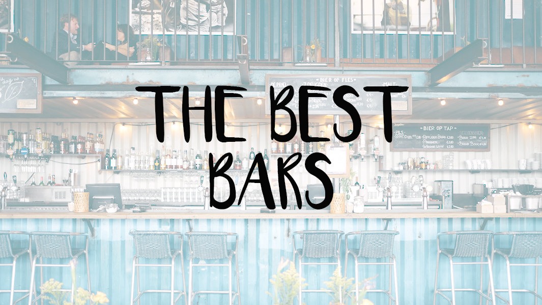 The 5 best bars in Barcelona