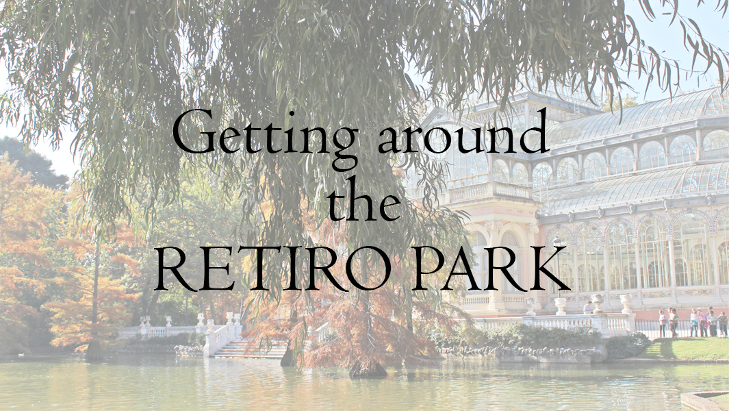Retiro Park: the green side of Madrid
