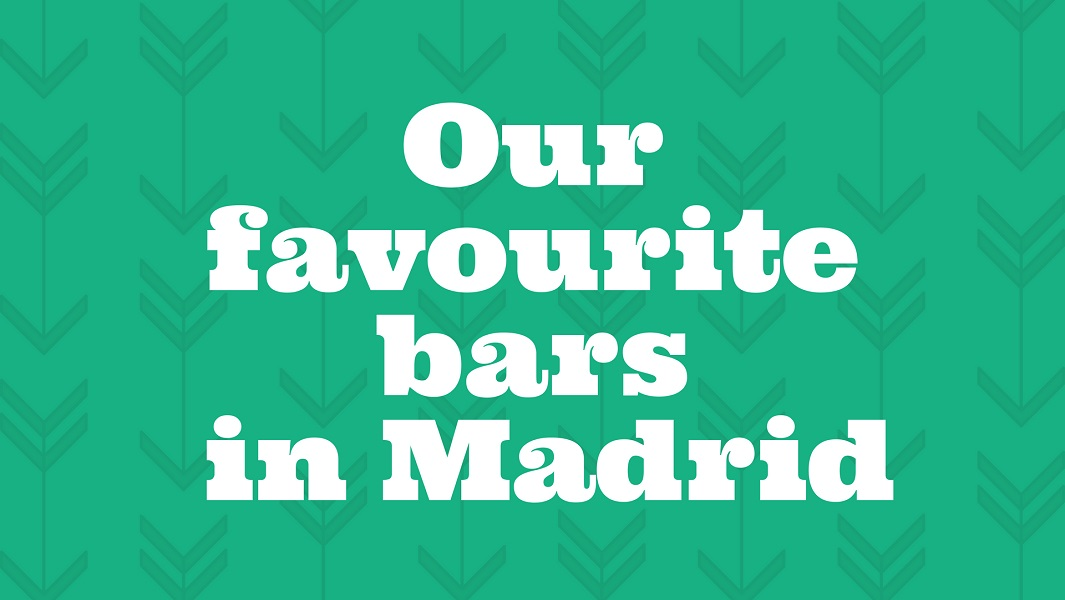 Madrid Best Bars