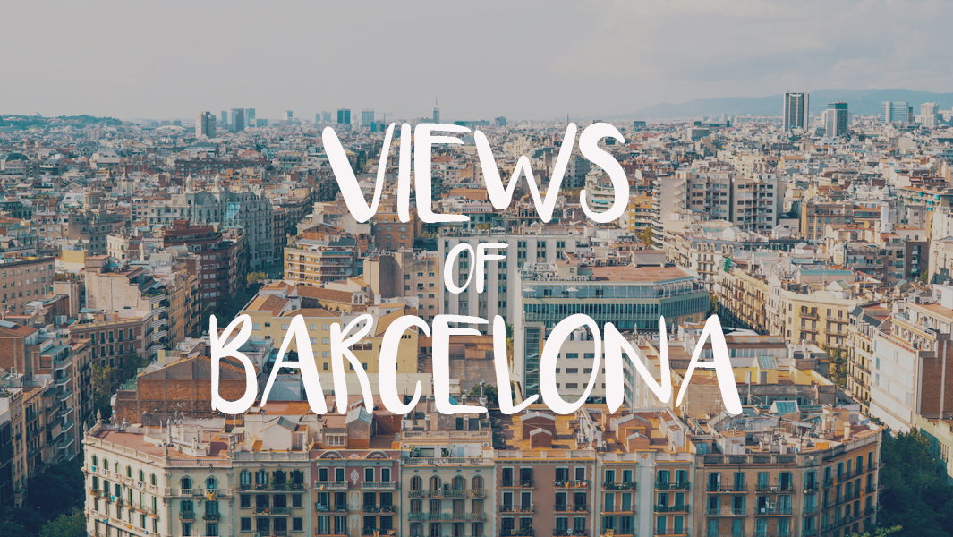 The most instagramable views of Barcelona
