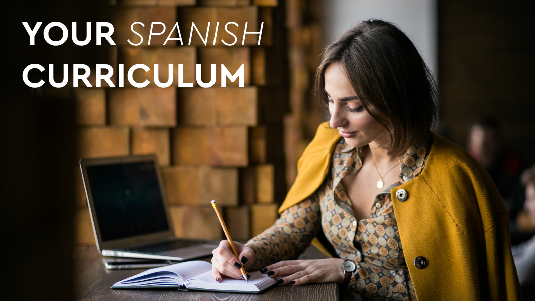 How to write a CV in Spanish