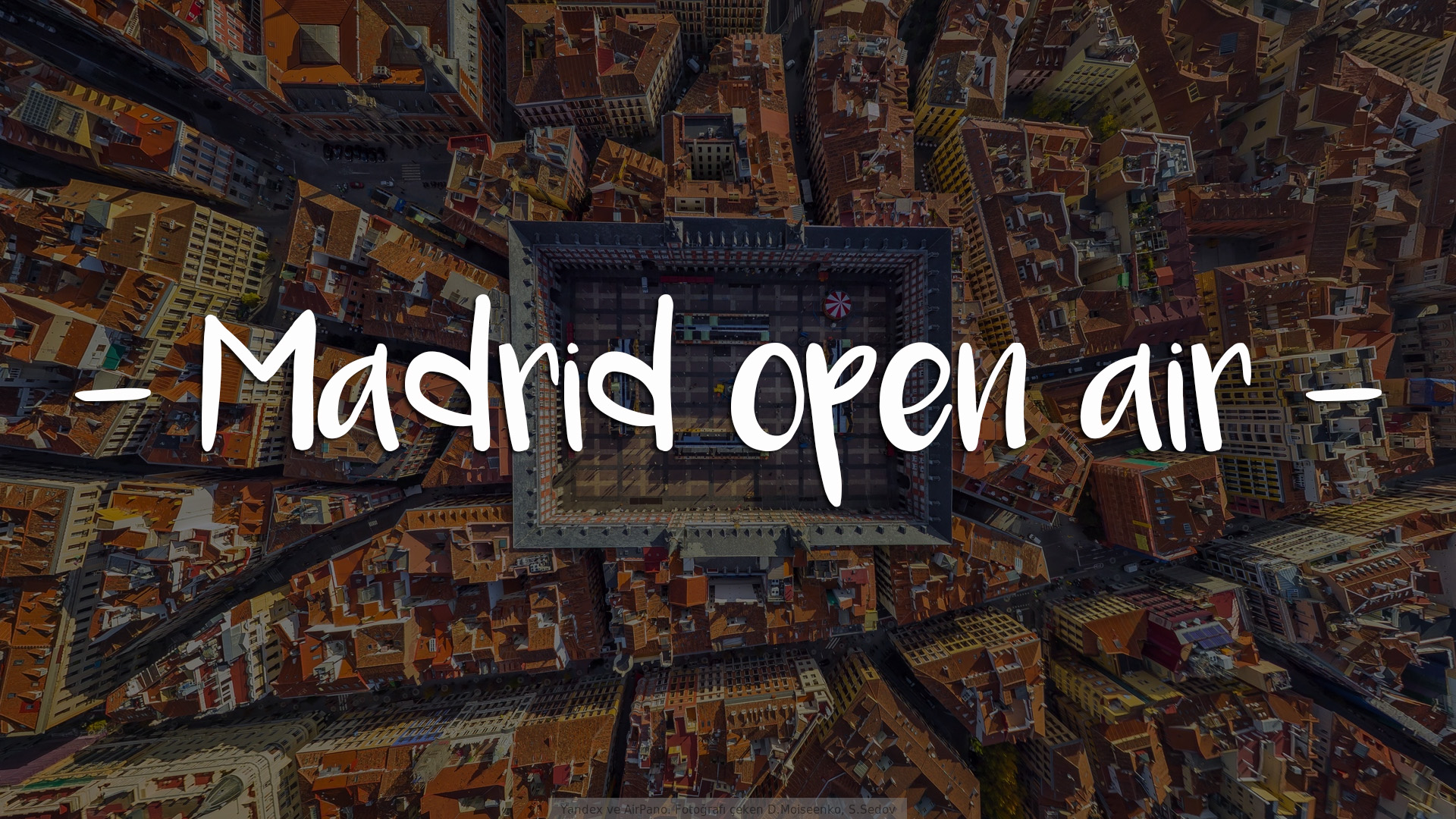 Madrid City Tour ... Open Air
