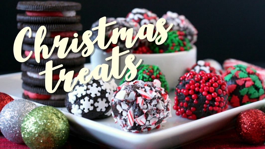 5 easy cool Christmas treats recipes!