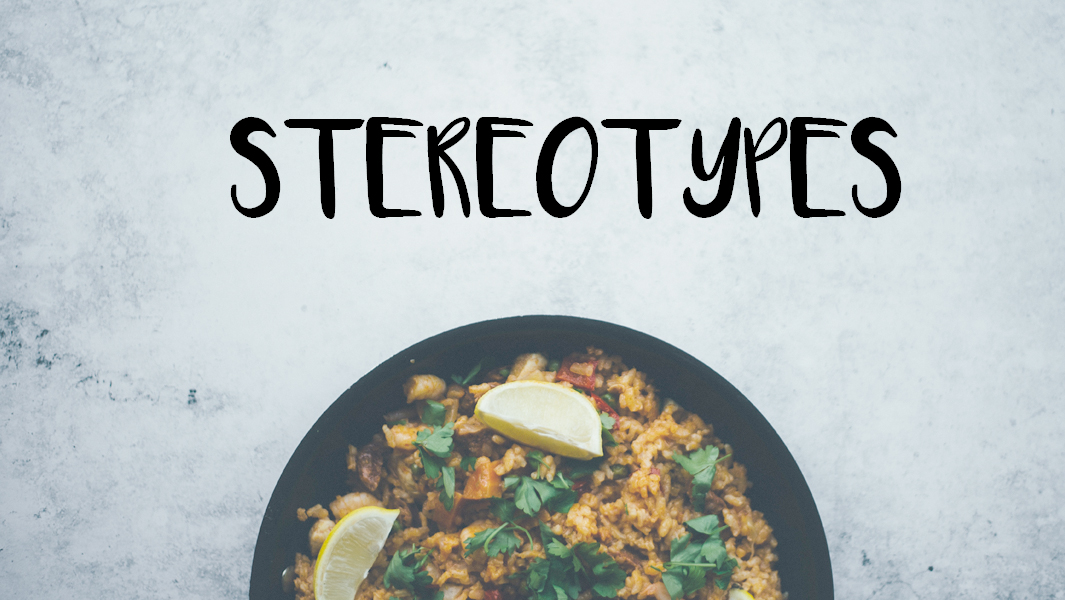 Guess the stereotypes!