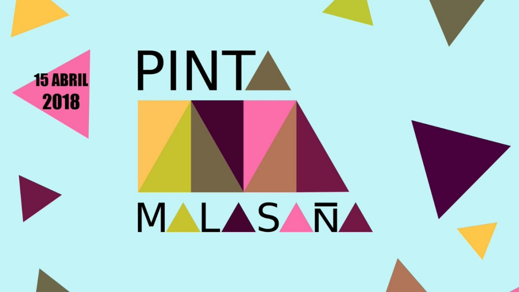 Pinta Malasaña comes back this weekend!